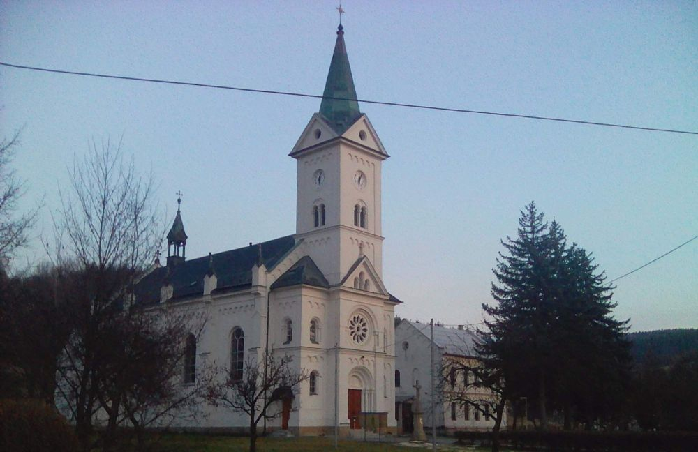 Trnavský kostel